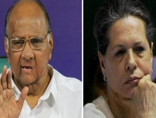 Pawar, Sonia to finalise formation of 'alternative govt' in Maha today