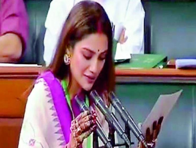 Nusrat Jahan discharged as health condition improves, family refutes 'rumours'