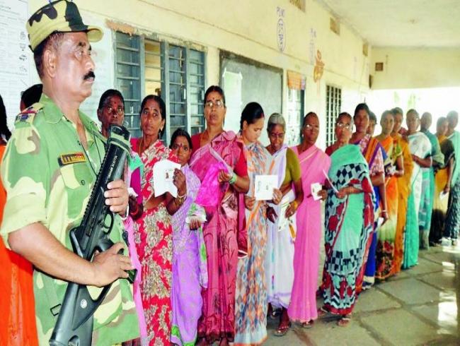 Lok Sabha elections 2019: 68 per cent polling in Karimnagar