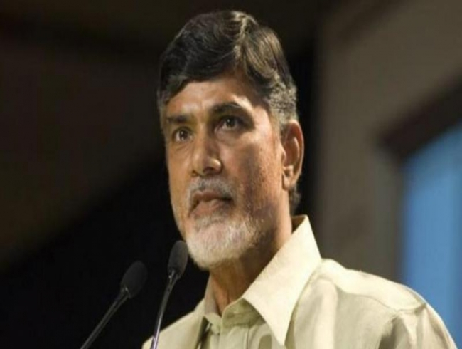 AP CM Chandrababu Naidu to go on fast on his birthday from 9 am