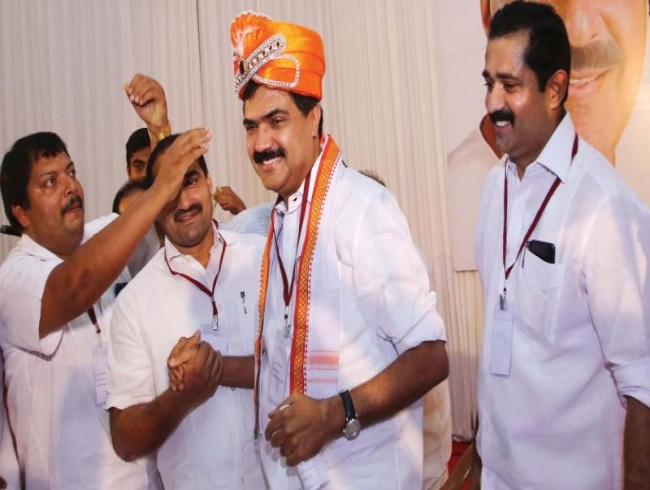 Kerala Congress (Mani) splits, Jose K Mani elected chairman of party