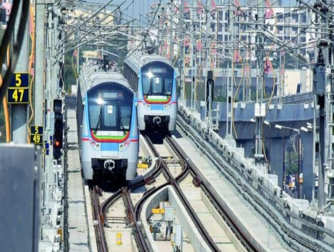 Telangana plans Metro show for foreign delegates