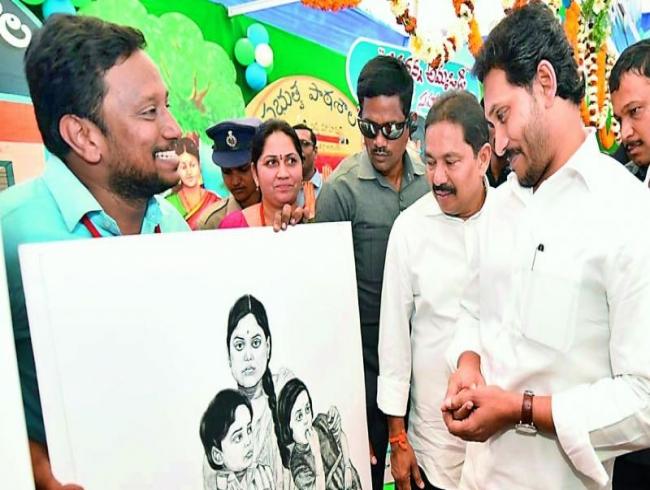 Jagan Mohan Reddy sees Oppn as 'monsters'