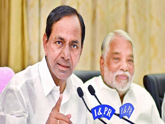 K Chandrasekhar Rao orders dam-hit to get full relief package