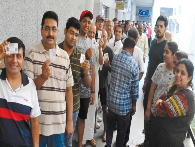 Voter apathy continues to bog Bengaluru
