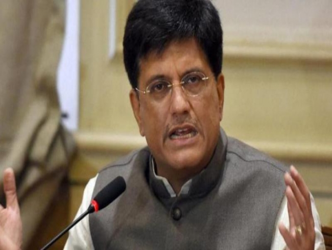 During 26/11, Vilasrao Deshmukh was busy getting role for son: Piyush Goyal