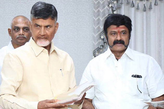 Is Chandrababu Trying To Undercut Balayya Babu?