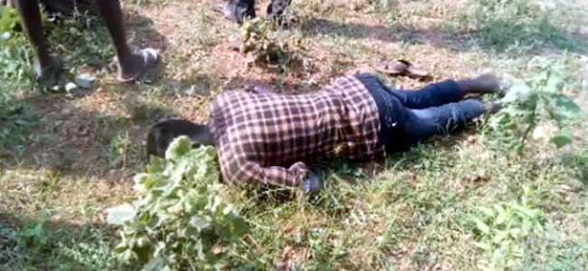 Telangana: Man found dead in suspected honour killing in Karimnagar