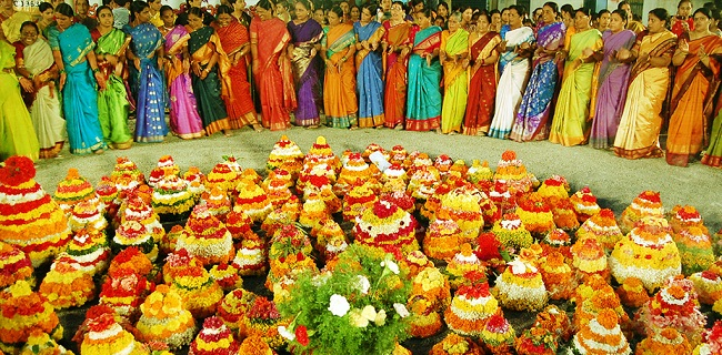 Telangana: Govt. allocates Rs 20 cr for Bathukamma