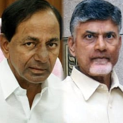 Who is the better Spy-KCR or CBN