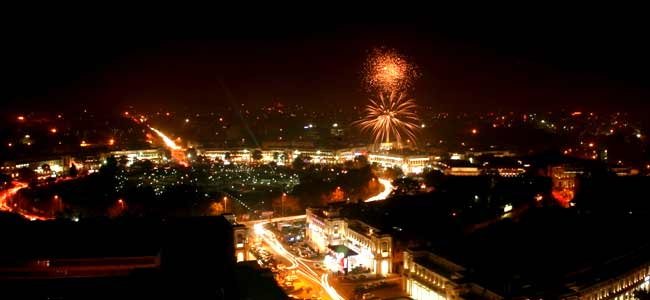Hyderabad to illuminate the sky this Diwali - No green Diwali
