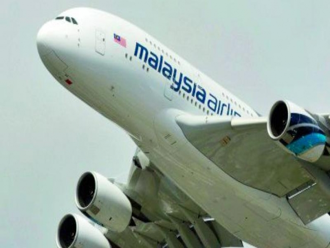 Satellites to track Malaysia Airlines planes