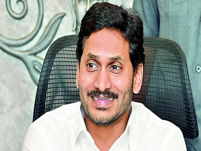 Jagan Mohan Reddy invites PM Modi to AP for Ugadi