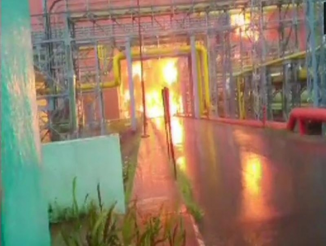 4 dead, 3 injured after fire breaks out at ONGC plant in Navi Mumbai