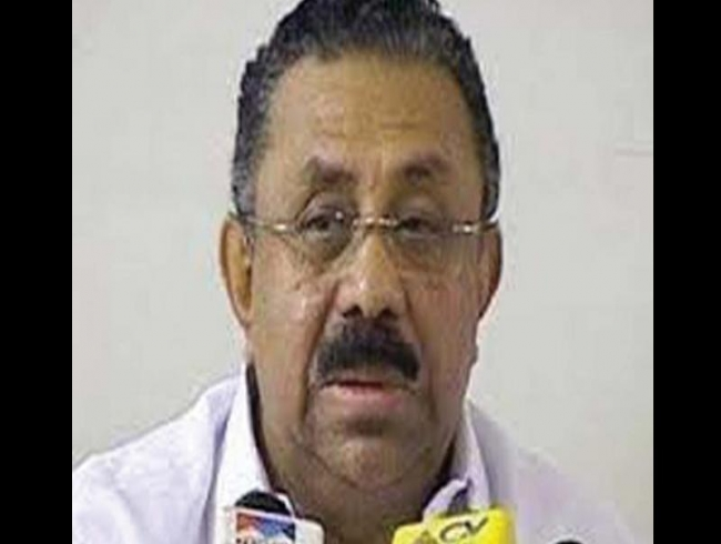 KPCC president MM Hassan wants case filed against Pinarayi