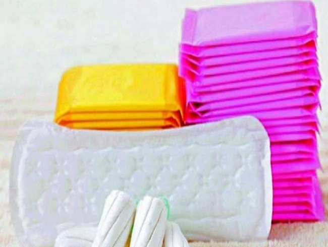 Vijayawada: Sanitary napkins at schools and public places