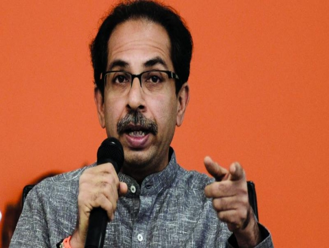 Uddhav demands Fadnavis to order withdrawal of cases against Maratha protesters