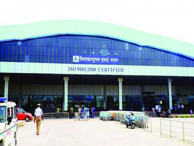 'UDAN' yet to take off from Visakhapatnam Airport
