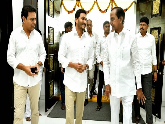 Telangana, AP agree on Godavari, asset timeline