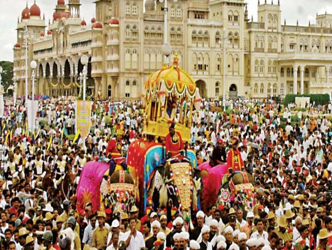 No selfies, no chaos, orderly Dasara Jumbo Savari this year