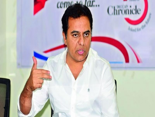 Mining activity to be monitored in Telangana, says KTR