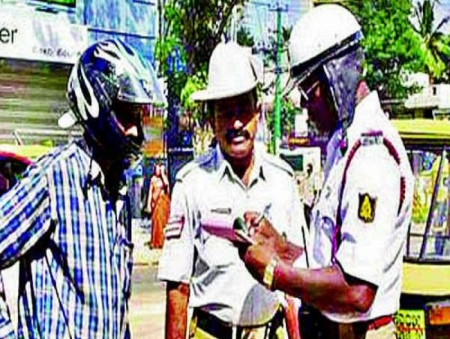 Hyderabad: Vehicles with more than 10 challans to be seized