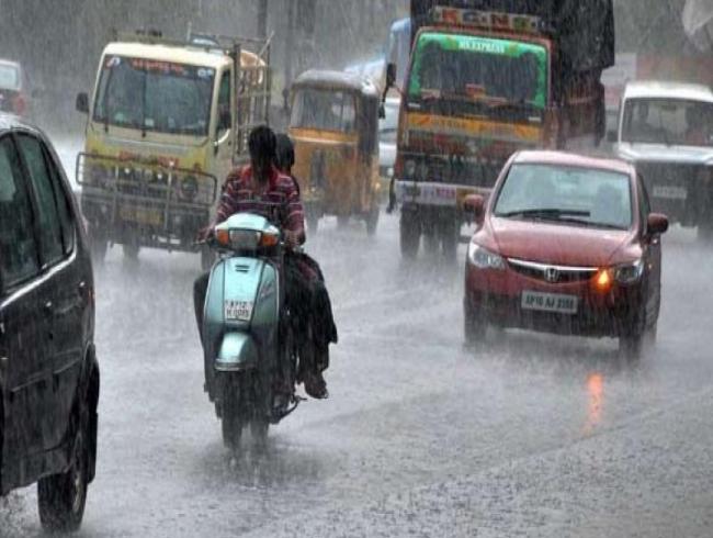Heavy rainfall in store for Telangana, Andhra Pradesh