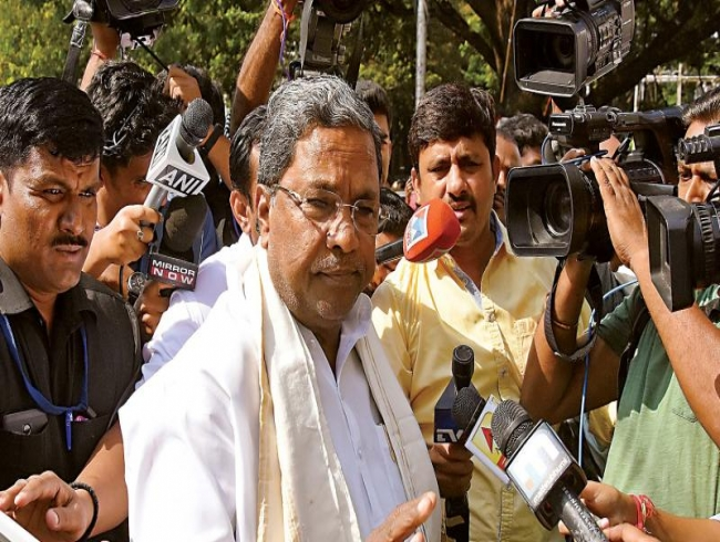 Congress leaders hold Siddaramaiah responsible for Karnataka election defeat