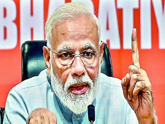 Telangana ignores PM Modi housing sop