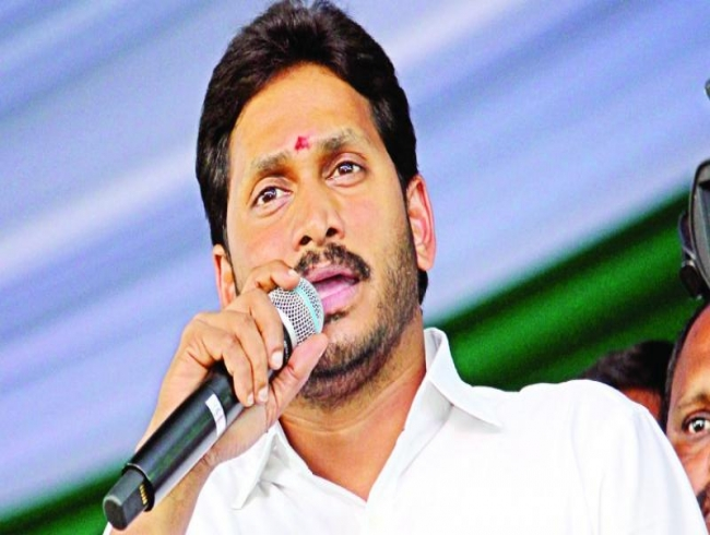 Minister challenges Jagan Mohan Reddy on 'promotion' of 40 cops