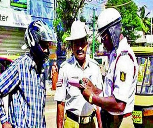 Hyderabad ignores traffic rules, 28 lakh fined