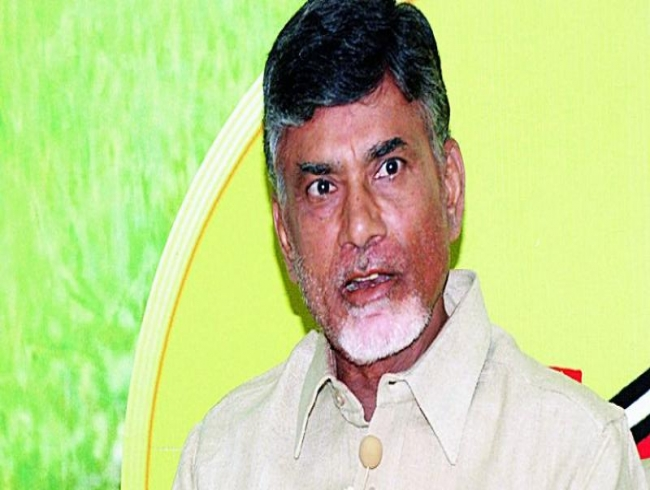 N Chandrababu Naidu conspires behind our back, says KCR