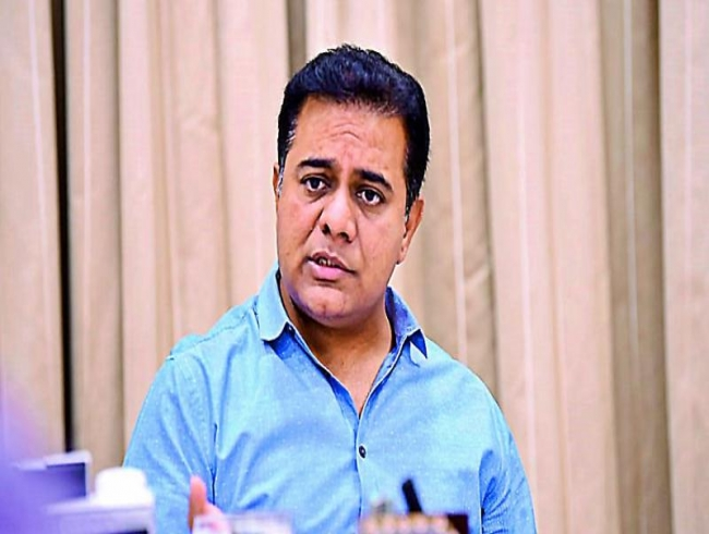 Can hold polls in September, says KT Rama Rao