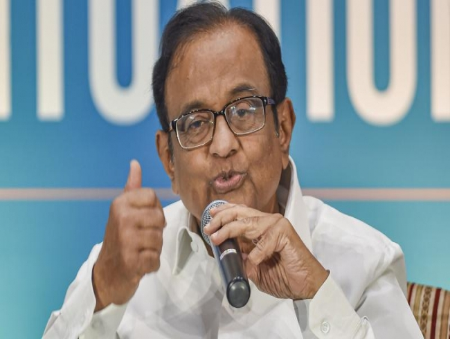 Chidambaram slams Centre, says stimulus package hopelessly inadequate