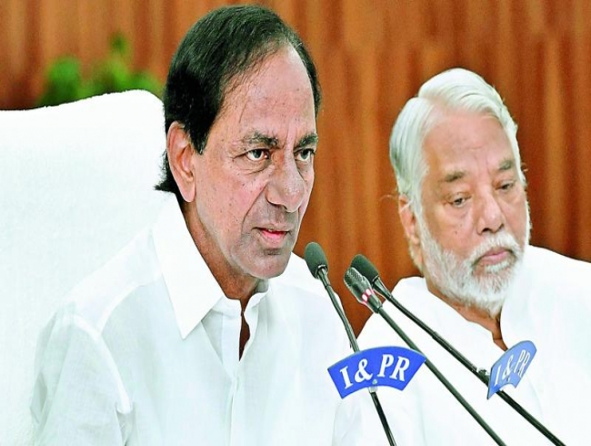 K Chandrasekhar Rao draws up parameters for meeting on kharif today