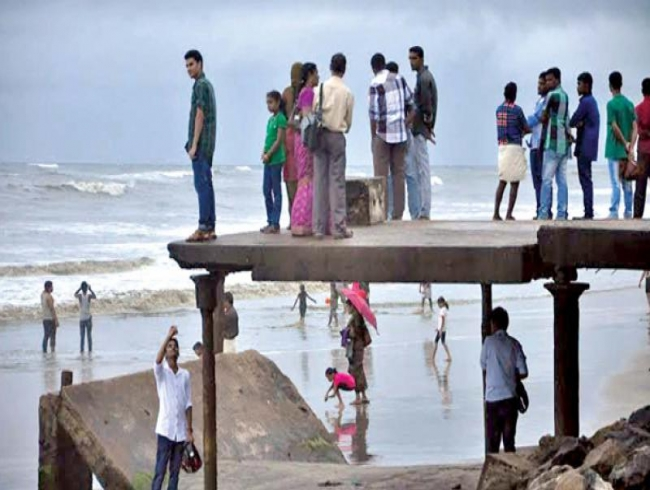 Visakhapatnam: Rs 100 crore sanctioned for beach facelift