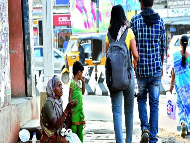 Begging banned in Hyderabad