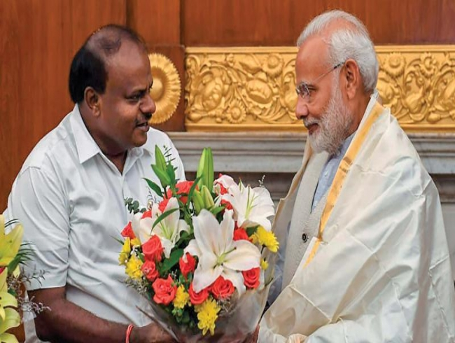 Anila Bhagya: CM H D Kumaraswamy seeks more LPG connections for state