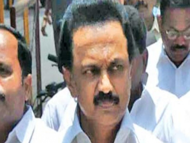 Election Commission different yardsticks condemnable: M. K. Stalin
