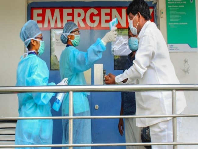 693 Covid19 cases reported since Sunday, total climbs to 4,067: Health Ministry