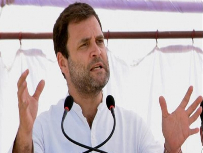 Telangana: Rahul Gandhi to address Congress meeting