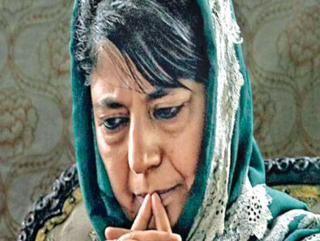 Ex-J&K min Imran Ansari rebels, says Mehbooba Mufti failed party, made it family show