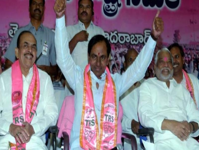Warangal: Riding on positive trend, TRS is expecting easy win