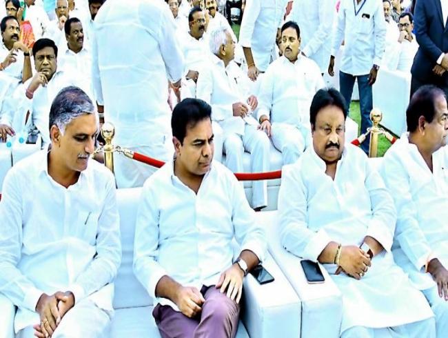 Harish Rao denies rumours of dissent over Cabinet berth