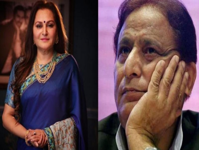FIR registered against Azam Khan, 10 others for another lewd remarks against Jaya