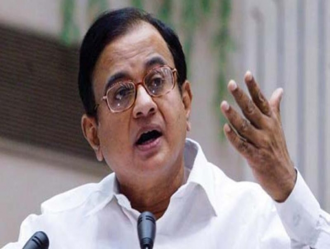 BJP government wrecking vital institutions: P Chidambaram