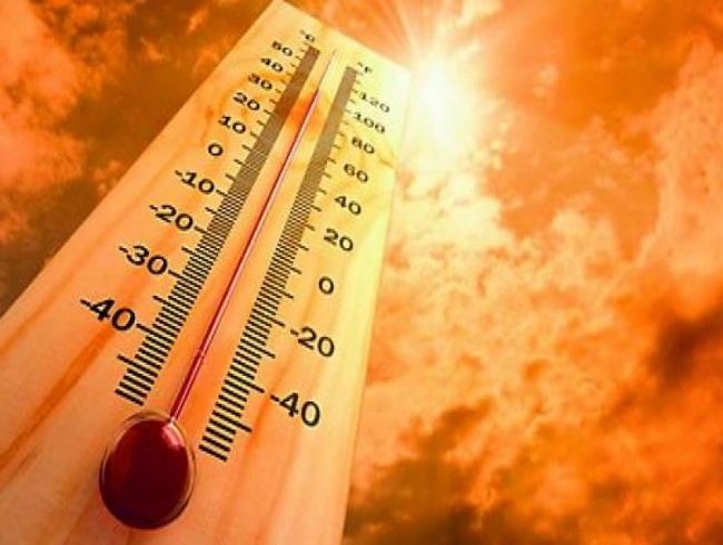 Hyderabad boils as temperature hits a high