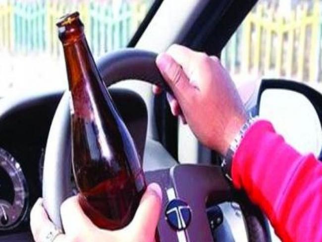 Hyderabad: Driver held for drunken driving again
