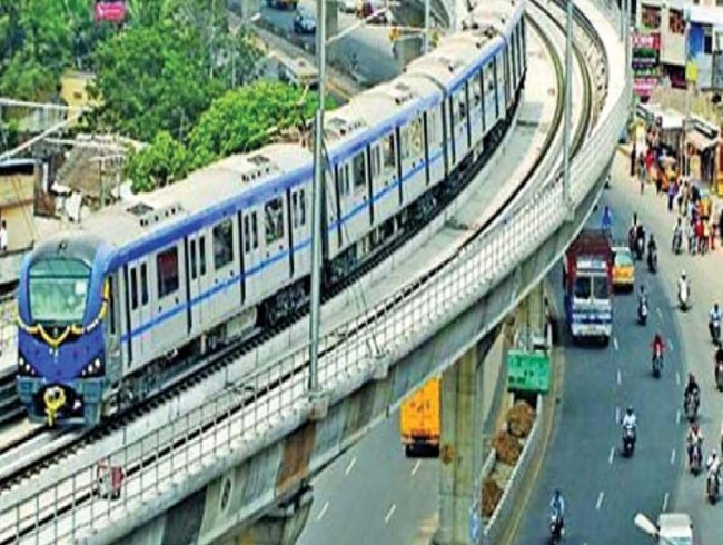 Central to Chennai airport metro on cards