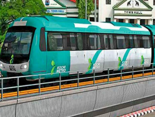 Kochi Metro Rail Police Station to go operational in a month